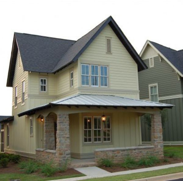 3BR - Cypress Cottages Street View