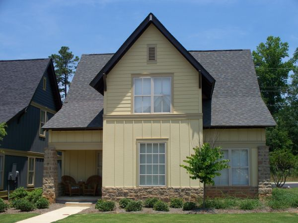 4BR - Sycamore Cottages Street View